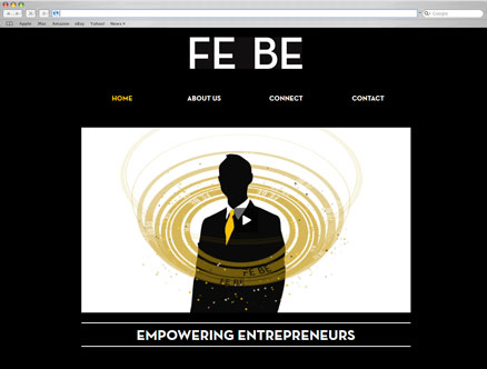 FE BE design and developed by Fantasmagorical