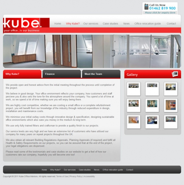 Kube Office Interiors - Why Kube?