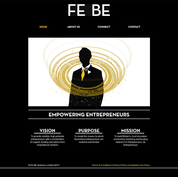 FE BE Homepage