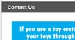 Urban Toyfare Contact Page