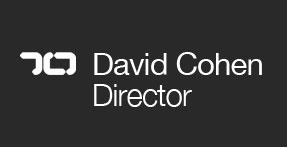 David Cohen Director by Fantasmagorical